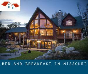 Bed and Breakfast in Missouri